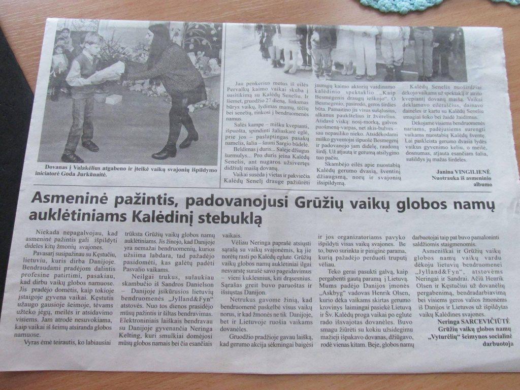 laikrastis