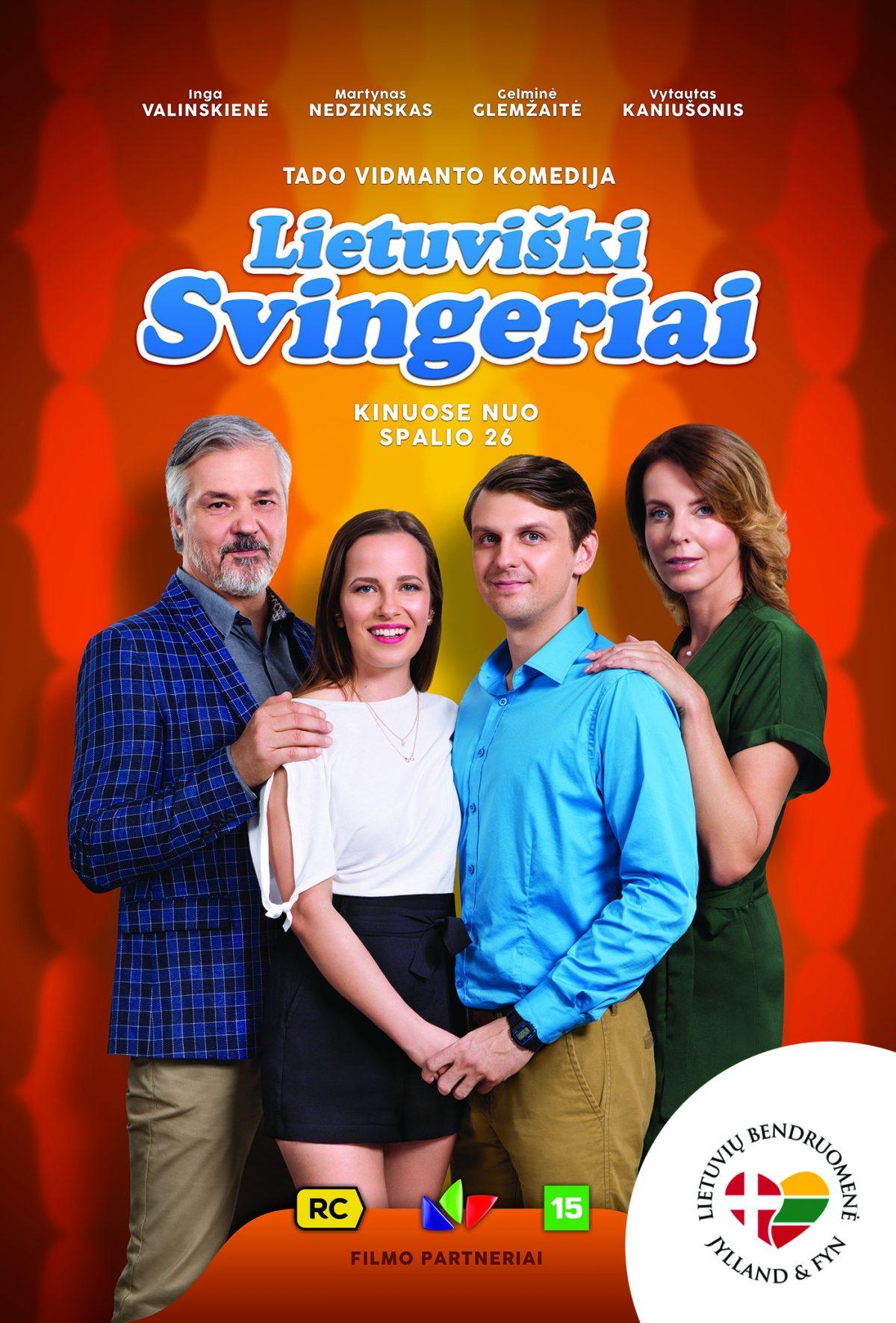 """Lietuviška komedija """"Lietuviški Svingeriai"""""""